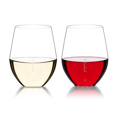 The Standard Drink Company Stemless Wine Glass (PRE-ORDER) Shatterproof Stemless Wine Glass Set of 4