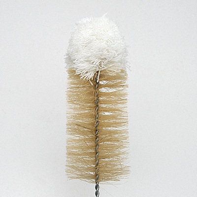 Cleaning brush for vase