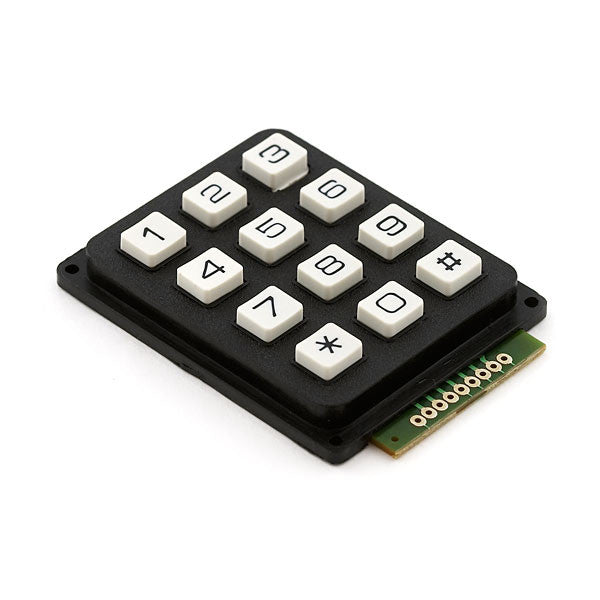 A product image of Keypad - 12 Button