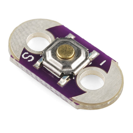 A product image of LilyPad Button Board