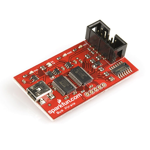 A product image of SparkFun Bus Pirate