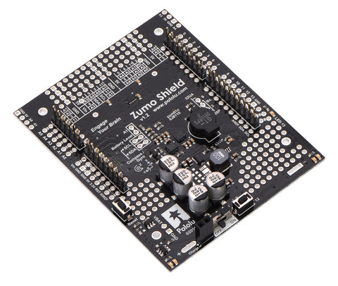 Zumo Shield for Arduino, v1.2