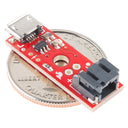 A product image of SparkFun LiPo Charger Basic - Micro-USB