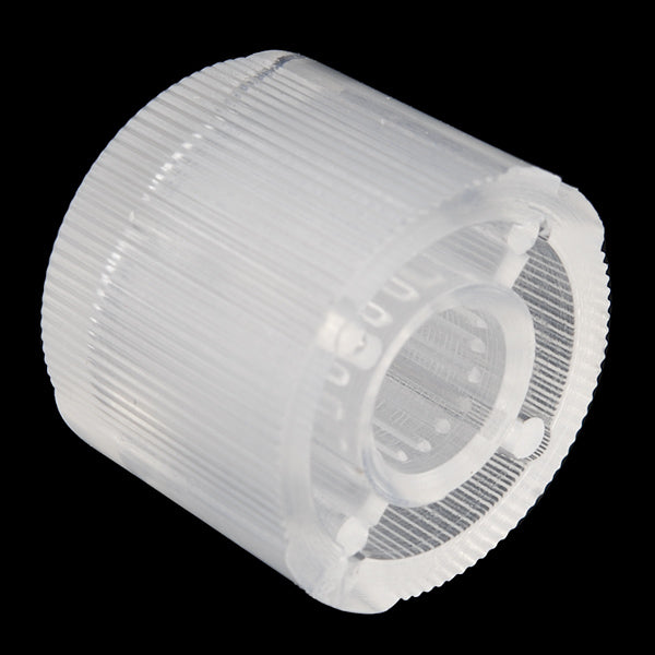 A product image of Clear Plastic Knob