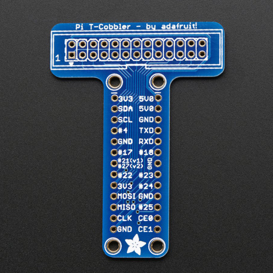 A product image of Adafruit Pi T-Cobbler
