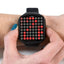 A product image of TIMESQUARE DIY Watch Kit - Red Display Matrix