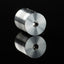 A product image of Aluminum Flex Shaft Coupler - 5mm to 10mm