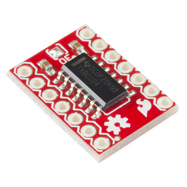 A product image of SparkFun Voltage-Level Translator Breakout - TXB0104