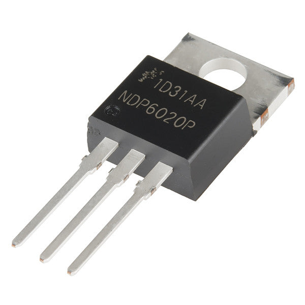 A product image of MOSFET