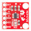 A product image of SparkFun I2C DAC Breakout - MCP4725