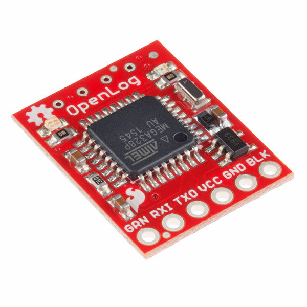 A product image of SparkFun OpenLog