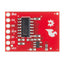 A product image of SparkFun Level Shifting microSD Breakout