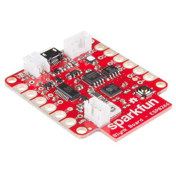 A product image of SparkFun Blynk Board - ESP8266