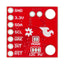 A product image of SparkFun Air Quality Breakout - CCS811