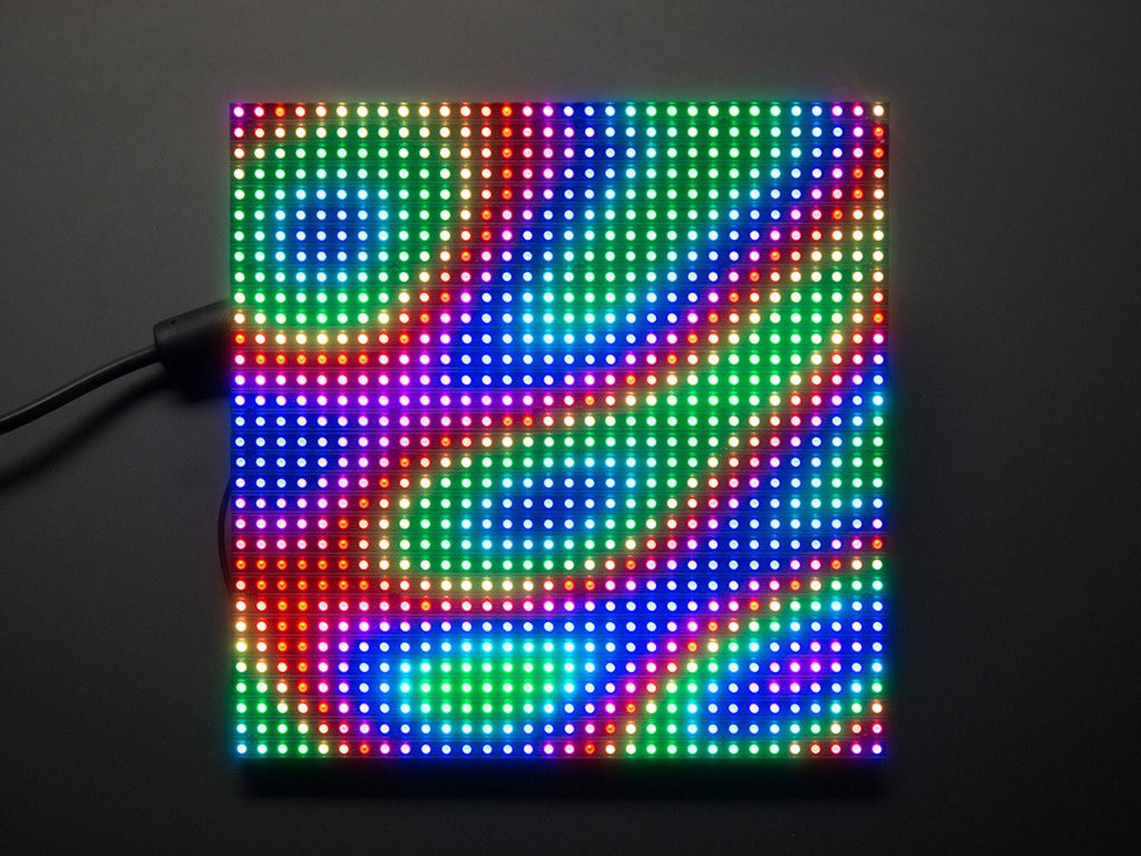 A product image of RGB LED Matrix Panel