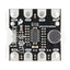 A product image of SparkFun gator:microphone - micro:bit Accessory Board
