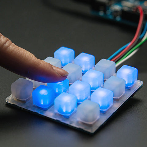 how to make button pcb