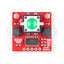 A product image of SparkFun Qwiic Button - Green LED