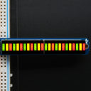 A product image of Adafruit Bi-Color (Red/Green) 24-Bar Bargraph w/I2C Backpack Kit