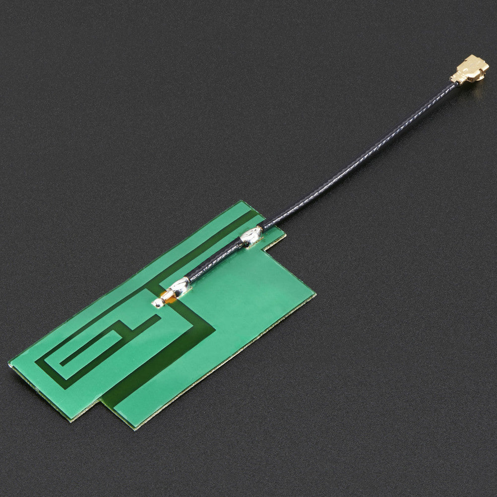 A product image of Slim Sticker GSM Cellular Quad Band Antenna (3dBi uFL)