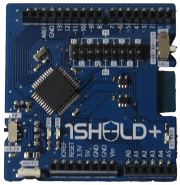 A product image of 1Sheeld+