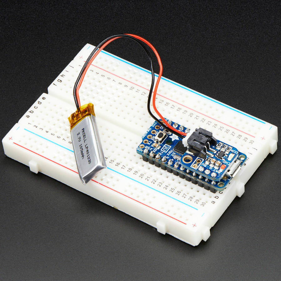 Adafruit Liion Lipoly Backpack Add On For Pro Trinket Itsybitsy Reverse Camera Wiring Overclockers Uk Forums A Product Image Of