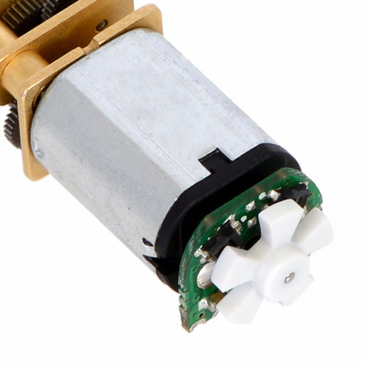 A product image of Optical Encoder Pair Kit for Micro Metal Gearmotors, 3.3V