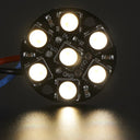 A product image of NeoPixel Jewel - 7 x 5050 RGBW LED w/ Integrated Drivers