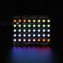 A product image of Adafruit NeoPixel Shield - 40 RGBW