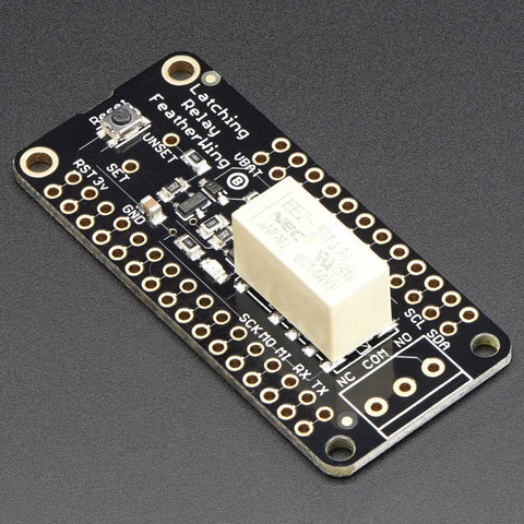 Adafruit Mini Relay FeatherWing