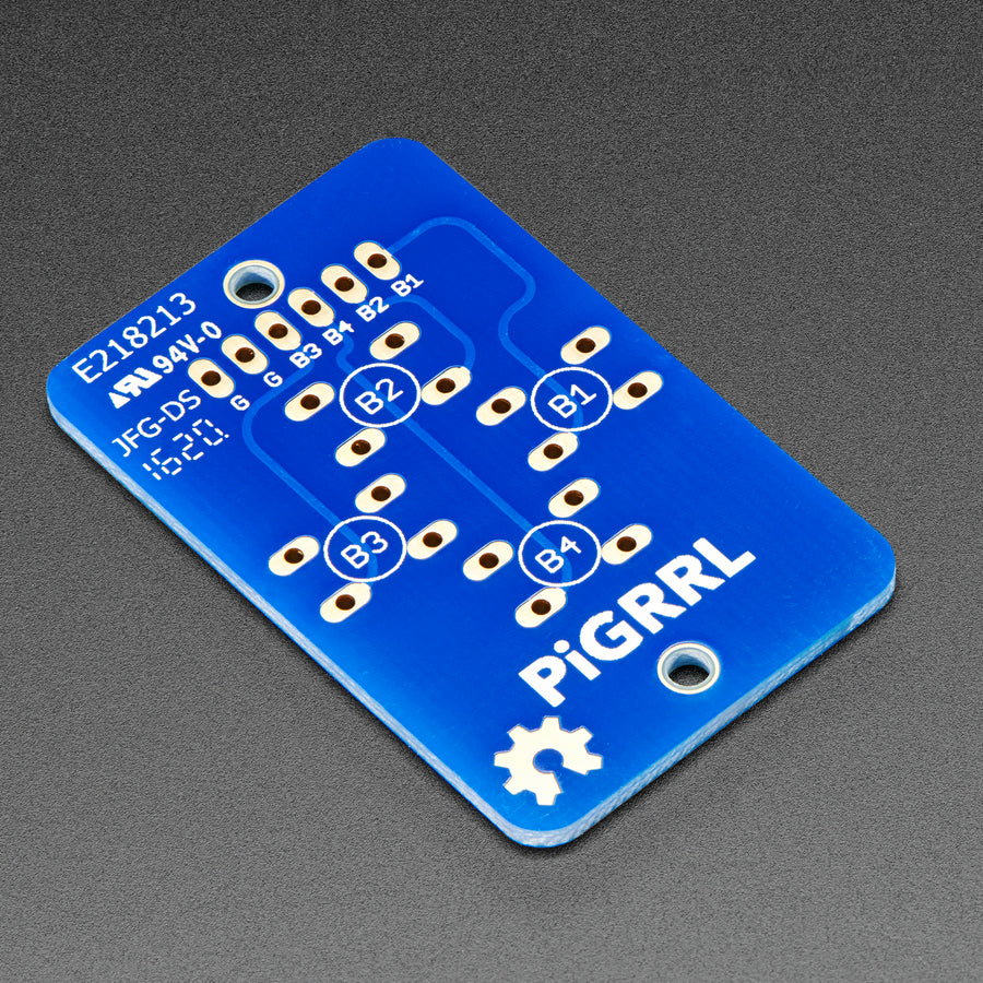 A product image of PiGrrl Zero Custom Gamepad PCB