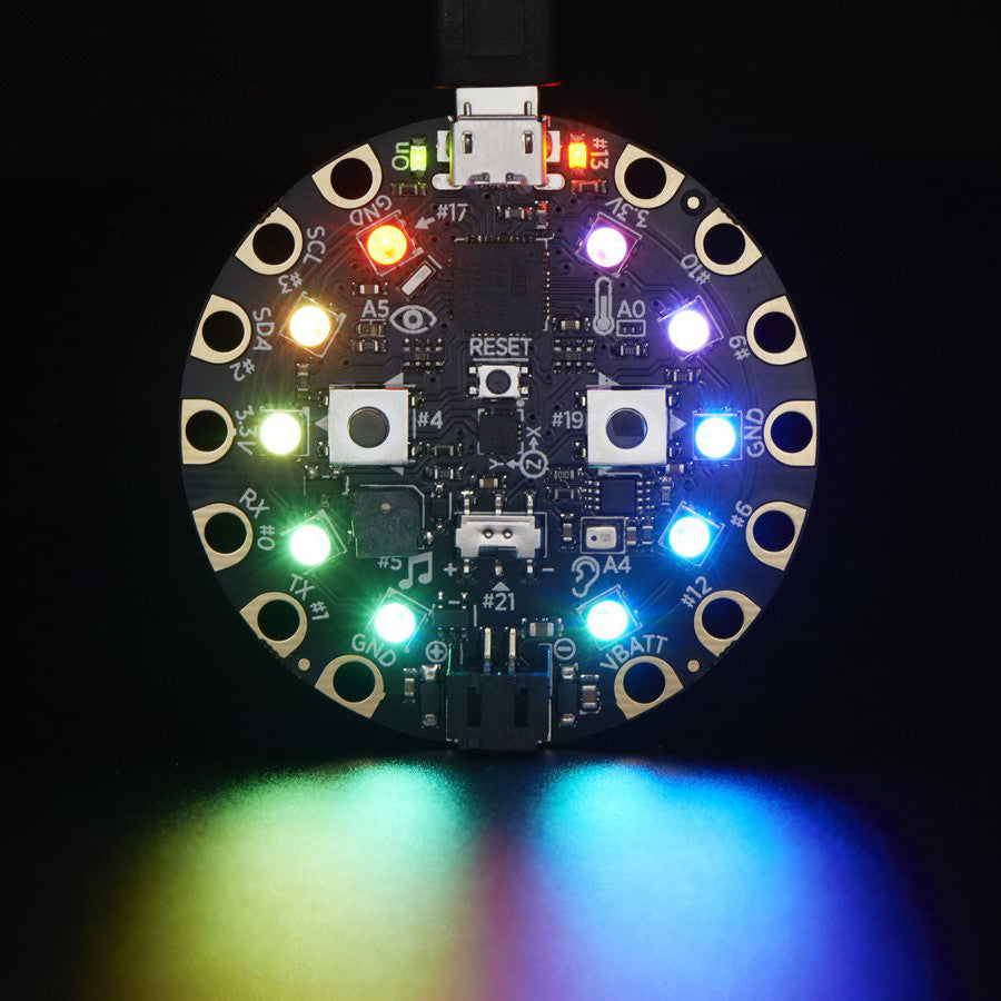 A product image of Circuit Playground Classic