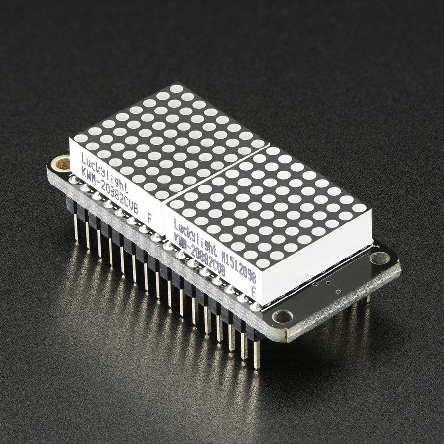 A product image of Adafruit 0.8