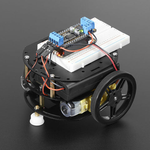 AdaBox002 – Making Things Move - Feather Bluetooth LE Mini Robot