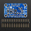 A product image of Adafruit 9-DOF Accel/Mag/Gyro+Temp Breakout Board - LSM9DS1