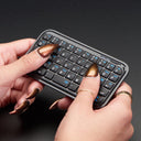 A product image of Mini Bluetooth Keyboard – Black