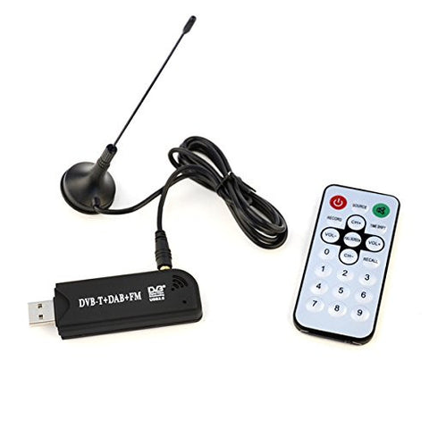 DVB-T Dongle ideal for ADS-B (real-time plane tracking)!