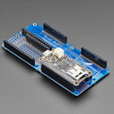 A product image of Adafruit Quad 2x2 FeatherWing Kit with Headers