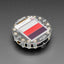 A product image of Circuit Playground Tri-Color E-Ink Gizmo - E-Ink Display + Audio Amplifier