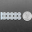 A product image of NeoPixel RGBW Mini Button PCB - Pack of 10