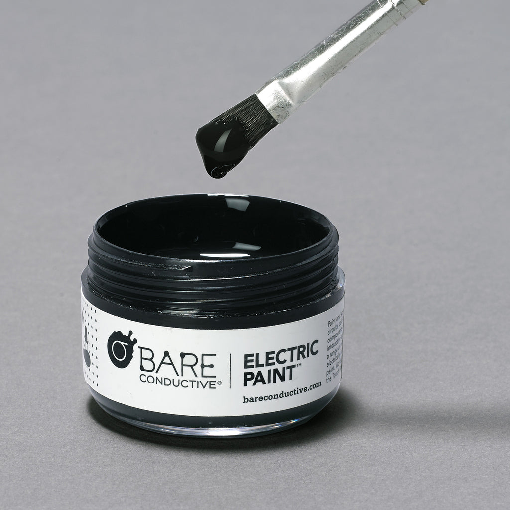 A product image of Bare Conductive Electric Paint 50ml