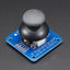 A product image of Adafruit Analog 2-axis Thumb Joystick with Select Button