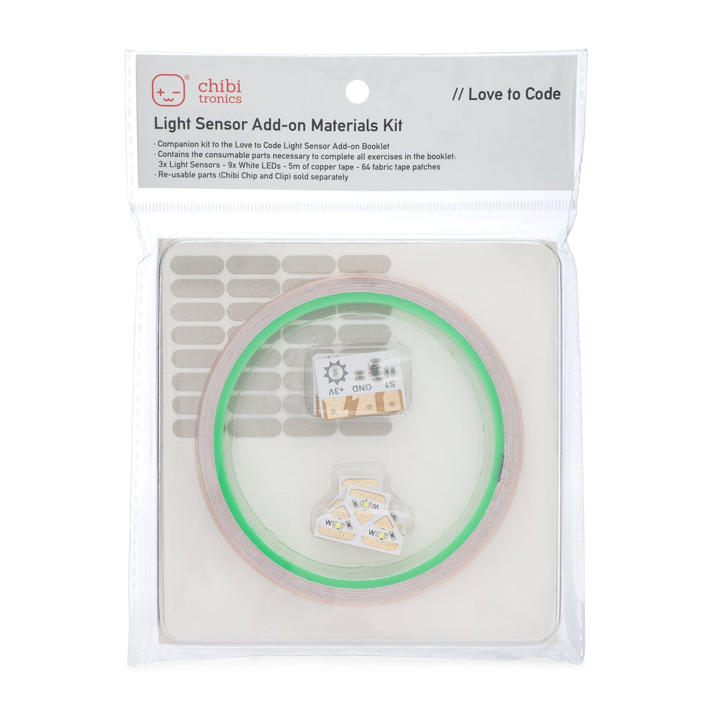 A product image of Light Sensor Materials Kit