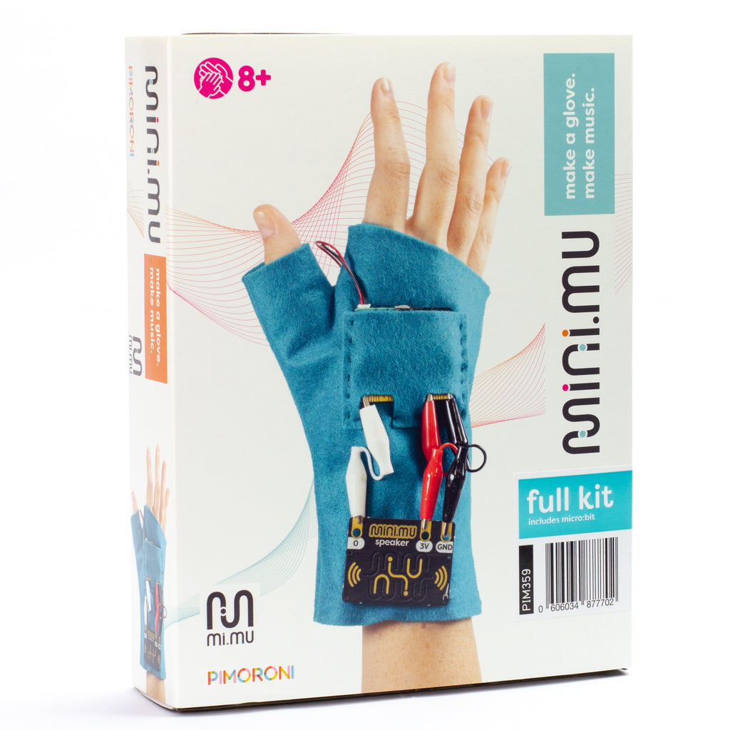 new arrivals detailed pictures discount shop MINI.MU Glove Kit