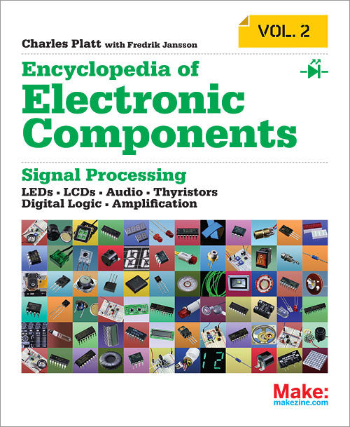 A product image of Encyclopedia of Electronic Components Volume 2