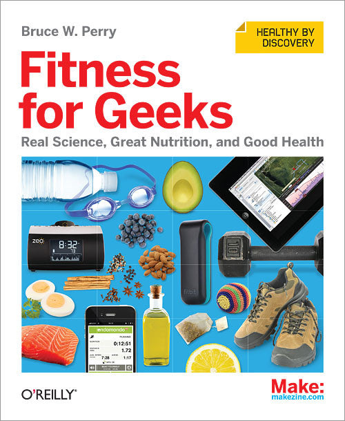 A product image of Fitness for Geeks