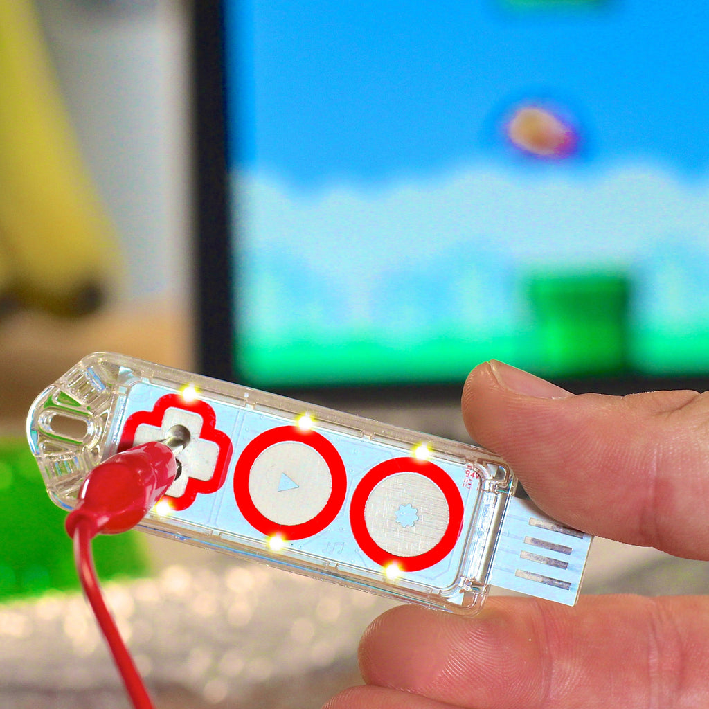 A product image of Makey Makey GO