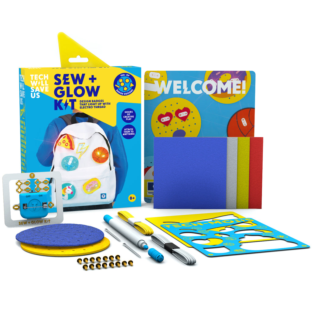 A product image of Sew & Glow Kit
