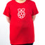 A product image of Kids' T-shirt - Red