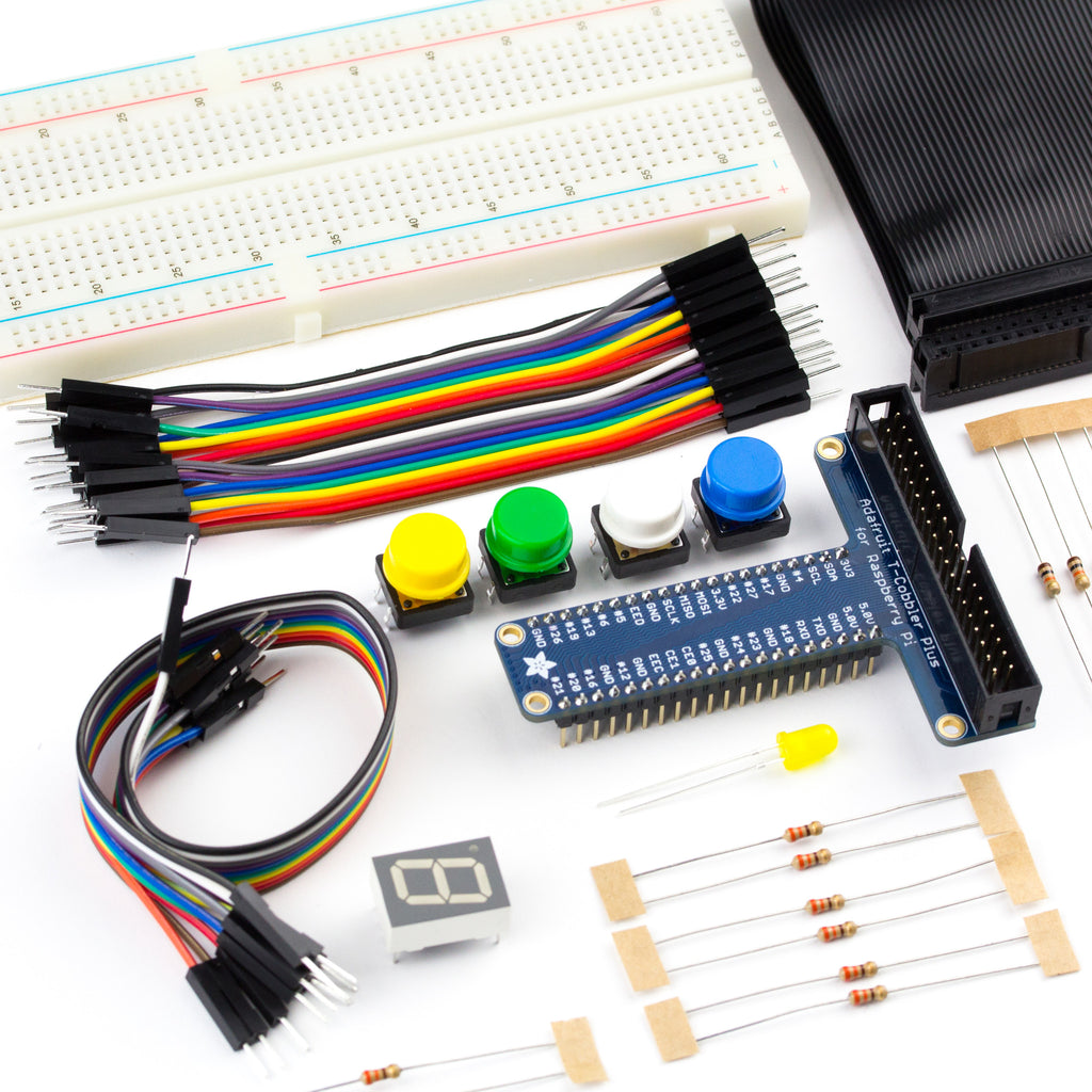Adventures In Minecraft Parts Kit Pimoroni Circuit Kits For Kids A Product Image Of